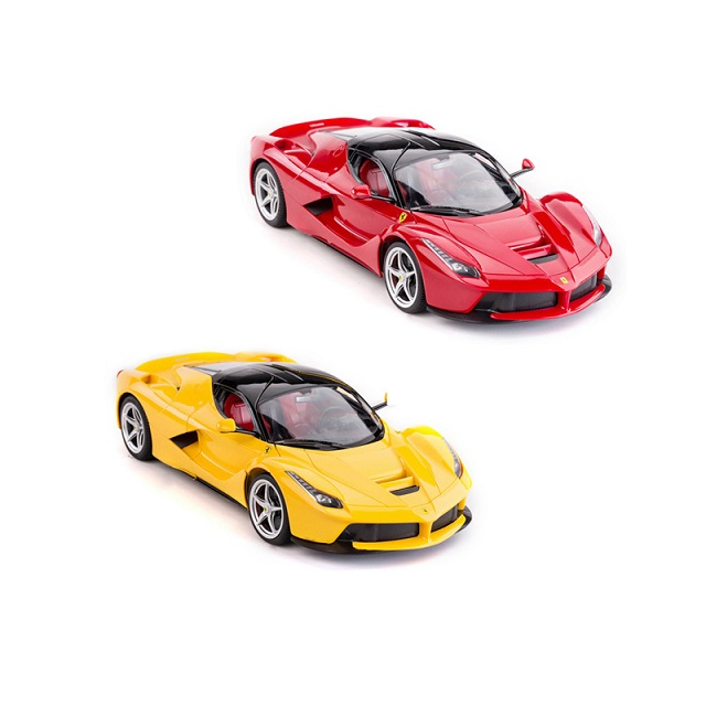 rc sportwagen ferrari laferrari mit licht ferngesteuertes auto rennwagen neu rtr ebay. Black Bedroom Furniture Sets. Home Design Ideas